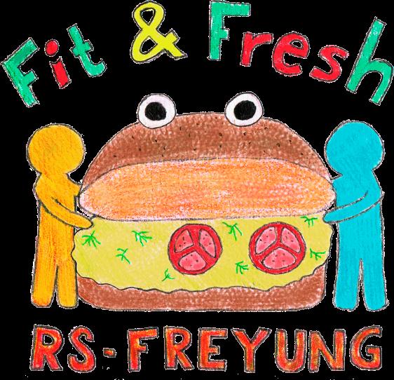 Das neue Pausenlogo der Realschule Freyung