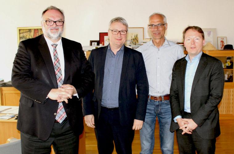 MdB Sönke Rix besucht Stadt Passau   MuW-Nachrichten.de
