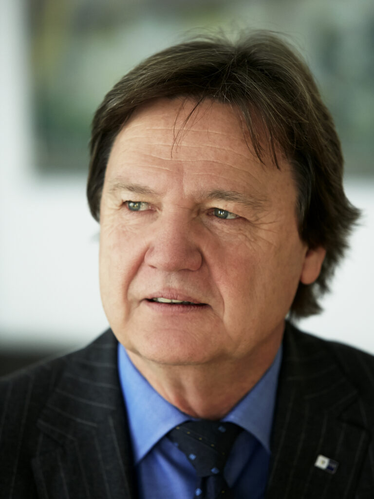 IHK-Hauptgeschäftsführer Walter Keilbart