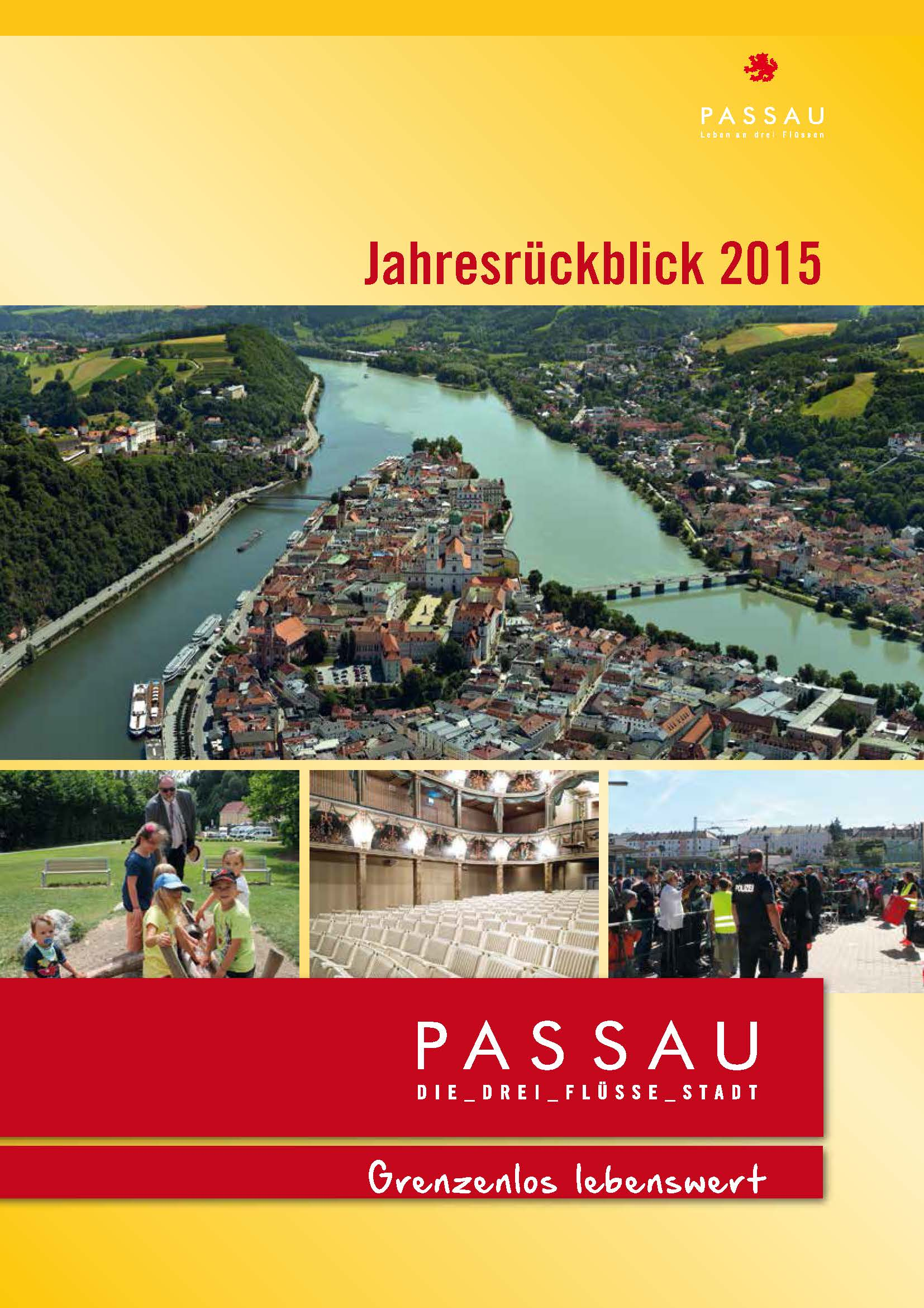 Titelbild Jahresrückblick 2015