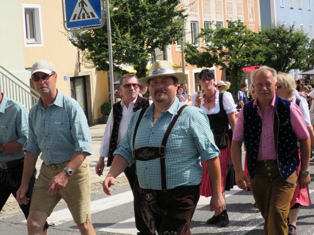 Auf geht's, das 66. Grafenauer Volksfest steht an!