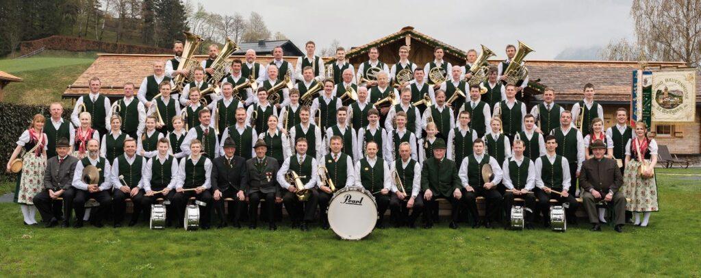 Orts- und Bauernmusik St.Wolfgang