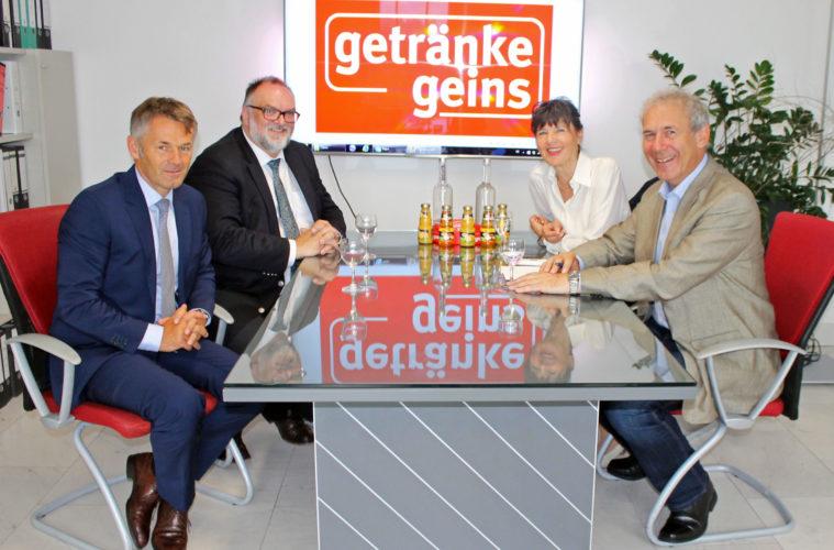 Getränke Geins erweitert Firmengelände am Standort Passau | MuW ...