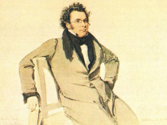 Schubert (Foto: Gastein Museum, Bad Gastein)