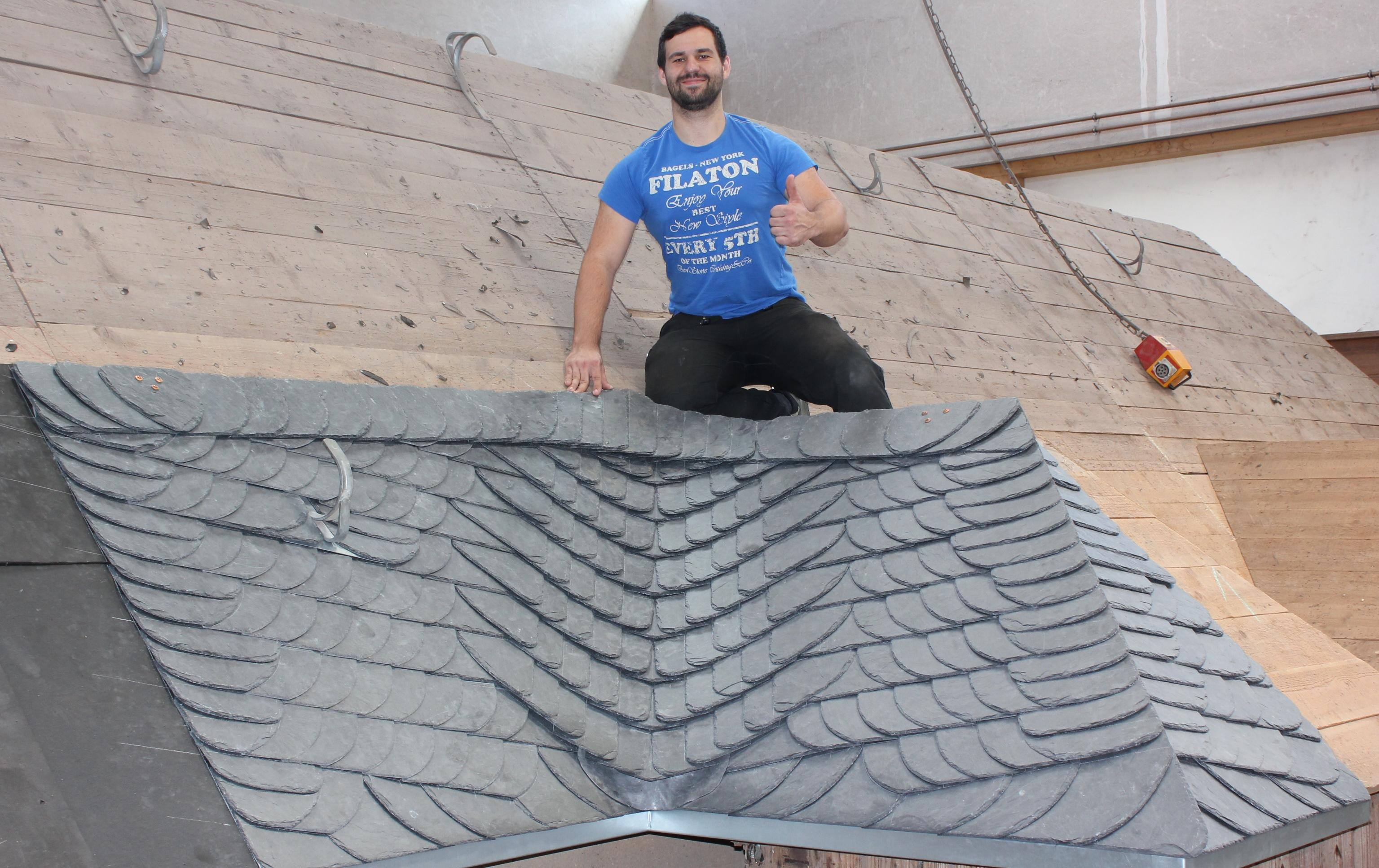 Dachdecker Kanada dachdeckermeister stehen über den dingen muw nachrichten de